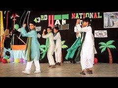 Aye Jawan Aye Jawan Dance Awaz