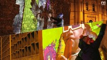 Video Graffiti Murals