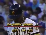 Barry Bonds vs Dwight Gooden in Pirates Days