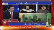 Agar Nawaz Shareef Leader Hota Toh Pahlay  Us Bachey Kay  Ghar Jata.-Ajmal Wazir