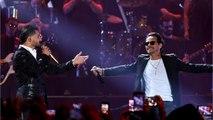 """Maluma Y Marc Anthony Presentan El Video De """"Felices Los 4"""" En Versión Salsa"""