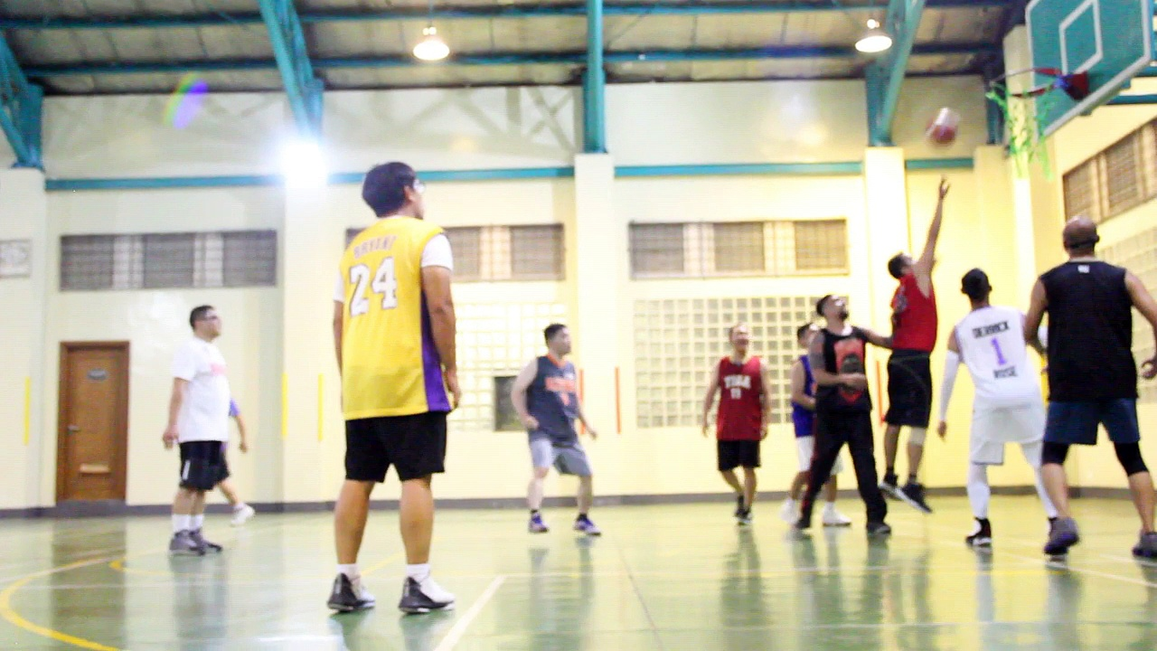 Basketball Yo Basketball The Cage