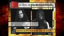 The Undertaker vs Kane Match Promo [WrestleMania XIV] 3/29/98
