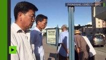 «Nous ne cillerons pas» : des habitants de Pyongyang s'expriment sur les tensions avec les Etats-Unis