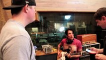 KXM The making of Noises In The Sky / George Lynch, dUg Pinnick (Kings X), Ray Luzier (Ko