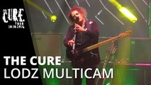 The Cure - Lullaby * The Cure Lodz Multicam * Live 2016 FullHD
