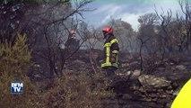 """Incendie en Haute-Corse: """"Nous allons passer une nuit difficile"""", dit le directeur du SDIS"""
