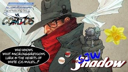Razör vs. Comics - THE (SJW) SHADOW #1