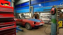 Wheeler Dealers S04 E6 1972 Alfa Romeo Spider Veloce 2000 Part2 Video