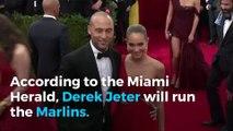 Marlins sold to Derek Jeter for $1.2 billion