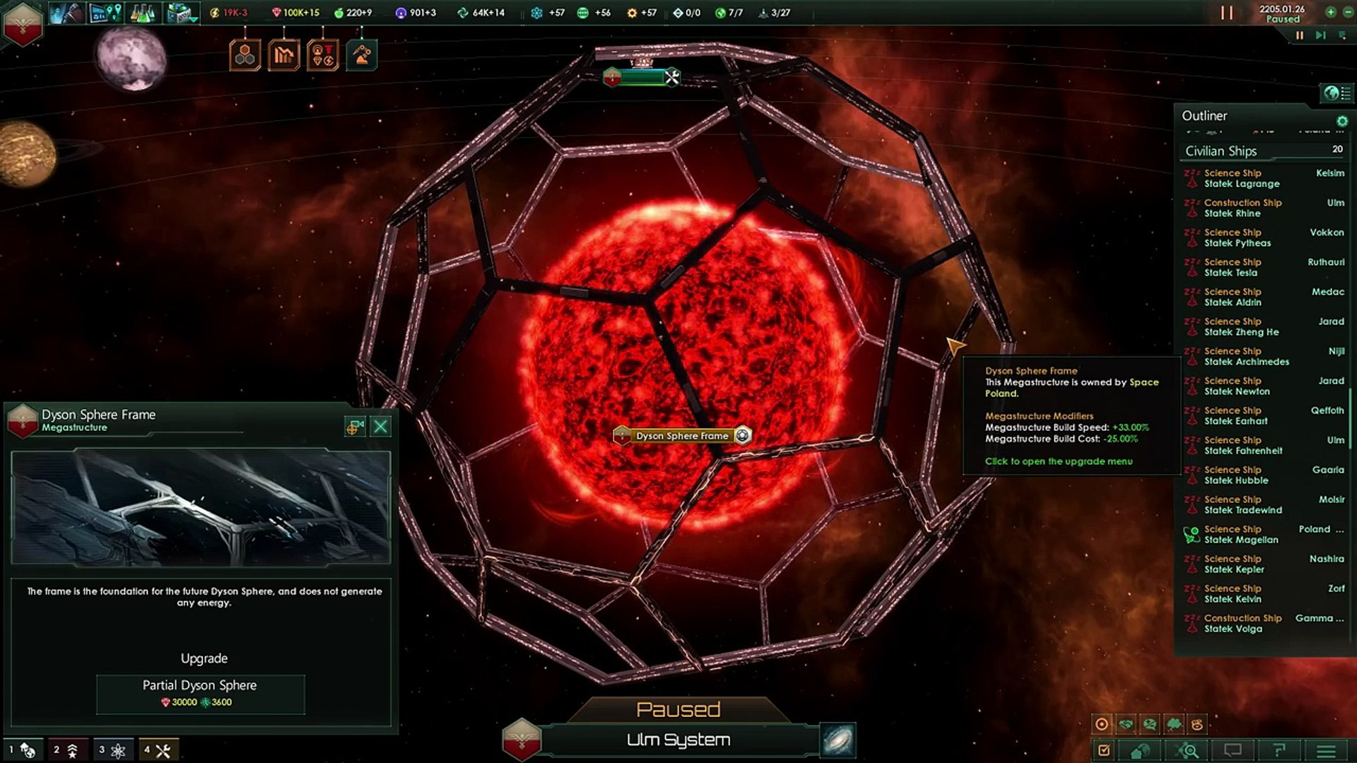 Stellaris Utopia All Megastructures Video Dailymotion This mod aims to bring the galaxy of the mass effect trilogy to stellaris. stellaris utopia all megastructures