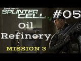 Splinter Cell Gameplay | Let's Play Tom Clancy's Splinter Cell - Oil Refinery (Mission 3)