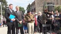 Rekonstrukcja rozbicia więzienia Gestapo w Mielcu 25 maja 2013r. wspomnienia weteranów Jędrusiów.  część 2