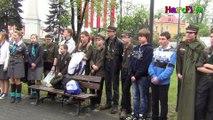 Obchody Święta 3 Maja w Mielcu  Harcerski Krąg