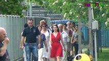 """Wizyta grupy Węgrów z Tisafoldvar w ramach programu """"Europa dla obywateli"""" 11 maja 2013r. część 1"""