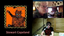 Stewart Copeland !! Topics : Sting, The Police, Punk Rock, Mad for The Racket