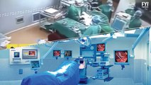 Fight Breaks Out in Operating Room