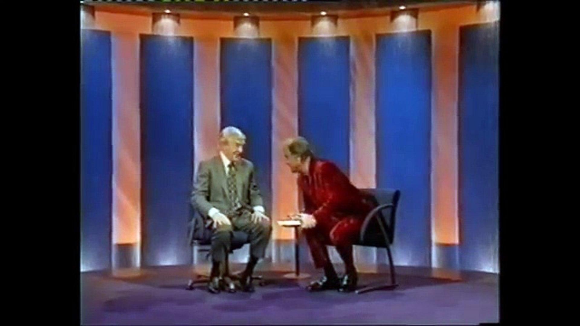 Parkinson Billy Connolly & Sir David Attenborough (1998)