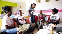 Indépendance tcha tcha avec les Ivorian Queens