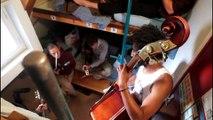 Tournée des refuges : quand la musique atteint des sommets des Pyrénées