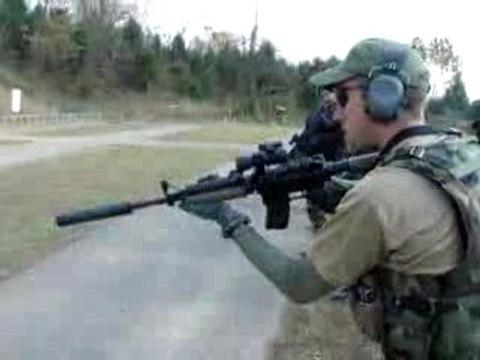 Colt carbine M4