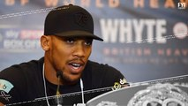 Anthony Joshua: From the Streets  to the Ring