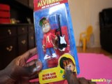ALVIN & THE CHIPMUNKS RICKIN' ALVIN WITH STAGE FIGURE GUITAR REVIEW + UNBOXING  Toys BABY Videos