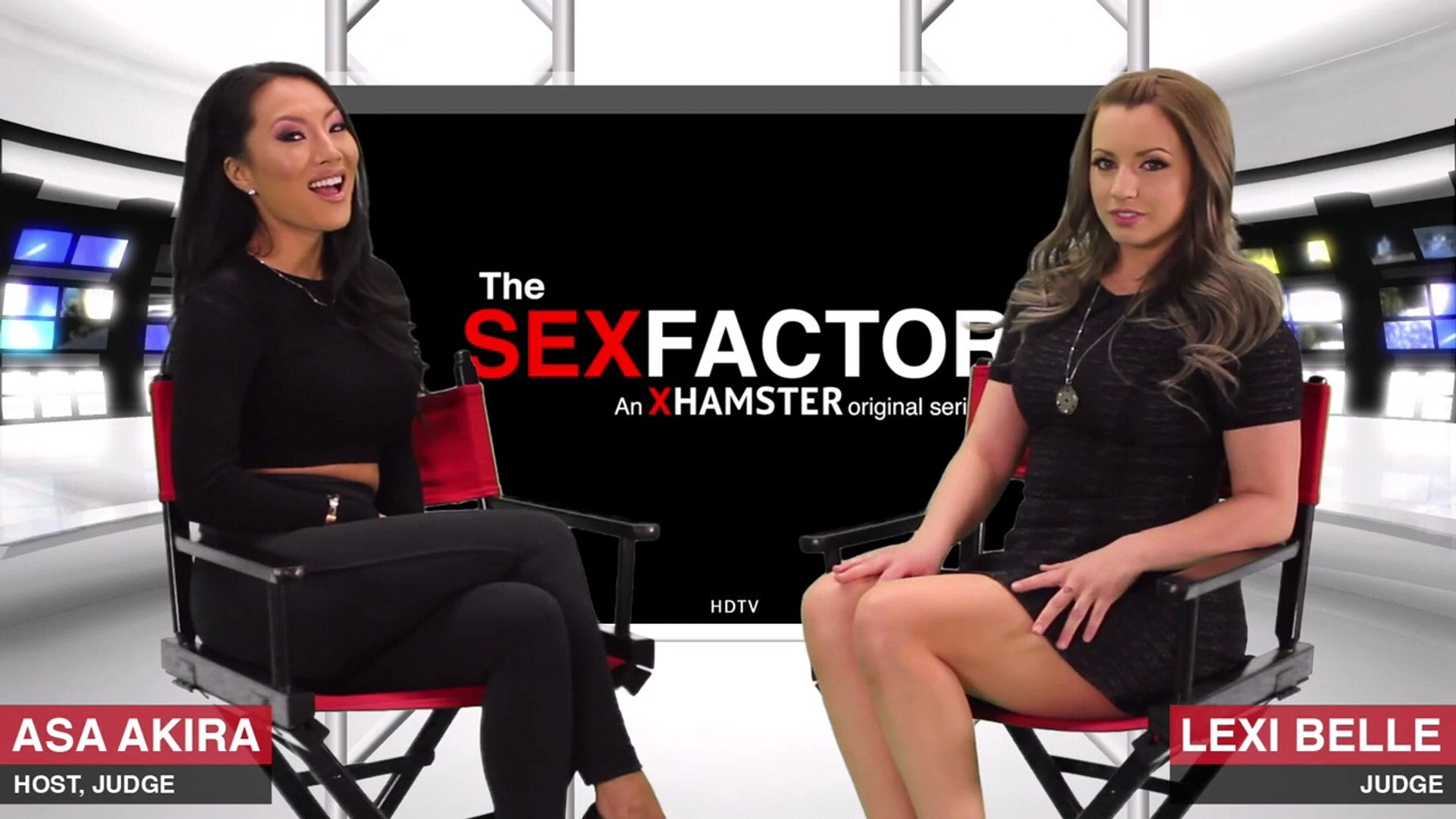 The-Sex-Factor Season 1 Episode 1 : Battle Of The Sexes