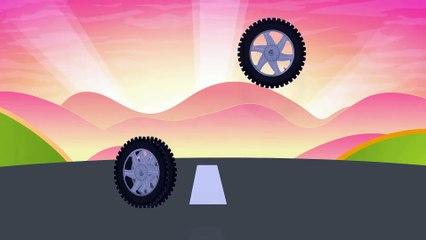 ✔ Camión de basura. El coche de juguete y sus amigos / Dibujos animados Carritos para niños ✔