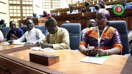 Assemblée générale fédération sénégalaise de football: Le ministre des sports Matar Bâ s'exprime