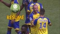 FC Sochaux-Montbéliard - RC Lens (3-2)  - Résumé - (FCSM-RCL) / 2017-18