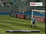 PES 2008 Coup franc direct