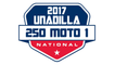 2017 Pro Motocross Unadilla 250 Moto 1 HD