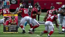 Two Julio Jones Catches Lead to Tammes TD Catch! | Panthers vs. Falcons | NFL