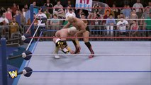 WWE 2K17 Gameplay Ric Flair vs. Dusty Rhodes (PS4, Xbox One)