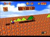 Super Mario Bros Recreation in Mario 64 - Any % Speedrun