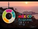 Inicia el Tianguis Turístico 2015 en Acapulco