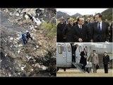 ÚLTIMA HORA: Françoi Hollande y Merkel llegan a la zona  siniestrada