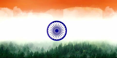 National Anthem of India - Best 4K WildLife Video - Grammy® Award Winner Ricky Kej