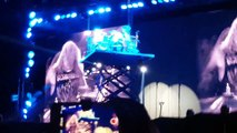 Scorpions Mikkey Dee tribute to Lemmy (Live at Sweden Rock Festival)