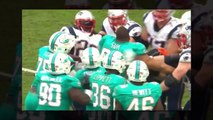 WATCH [HD] Ndamukong Suh fight with LeGarrette in Patriots vs. Dolphins game