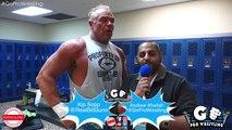 Wrestler Billy Gunn Angry Interview | GO Pro Wrestling