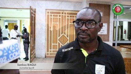 """Sambou Biagui """"Le représentant de la CAF n'a pas de leçon de bonne conduite à nous donner"""""""
