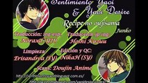 ♥~Recipe No Oujisama Cap 1 [MANGA YAOI]~♥