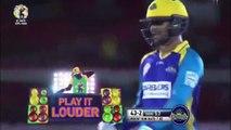 Shoaib Malik 51 off 38 balls for Barbados Tridents against Trinbago Knight Riders in CPL 2017