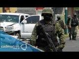 """VIDEO: """"Viernes negro"""" en Reynosa Tamaulipas por balacera"""