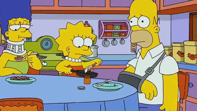 The Simpsons • Funniest Moments- Bart wants a brother