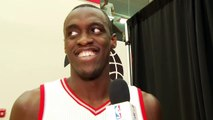 Raptors Media Day: Pascal Siakam September 26, 2016