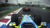 F1 Classic Onboard: Alonso Hunts Down Schumacher in Hungary