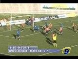 Virtus Lanciano - Andria BAT 2-2  [10^giornata  Prima Divisione 2009/10]